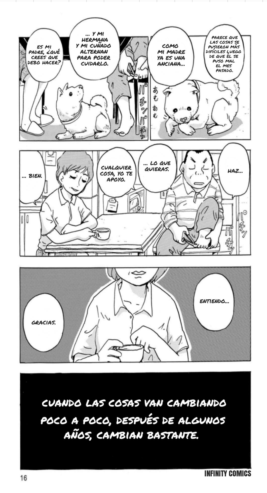 Hoshi Mamoru Inu (Manga, 2009): el perro que cuida las estrellas |